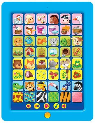 Dumel 10250 Tablet Interaktywny Zwierzaki