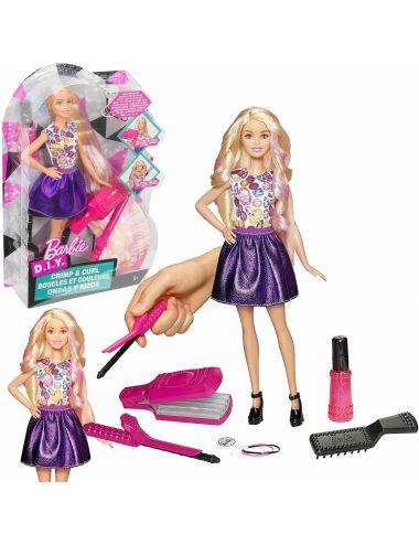 Barbie Zrób To Sama Fale i Loki DWK49