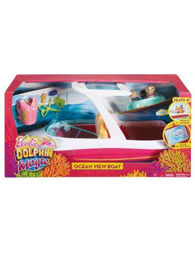 Barbie Wakacyjny Jacht FBD82 Mattel