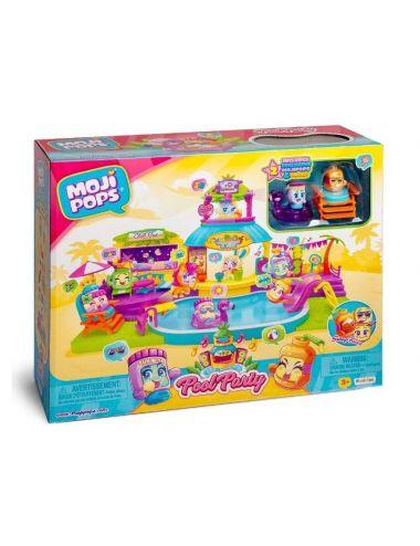 Moji Pops Pool Party zestaw impreza w basenie