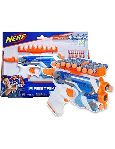 Nerf Wyrzutnia Elite Battlecamo Firestrike E2286