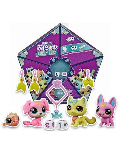 Littlest Pet Shop Lucky Pets Multipak E7258 Hasbro