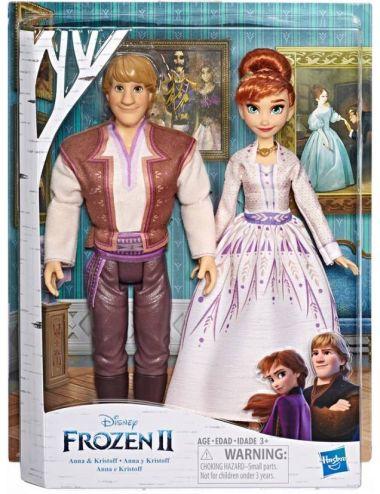 Kraina Lodu 2 Anna i Kristoff Romantyczny 2-pak E5502 Hasbro