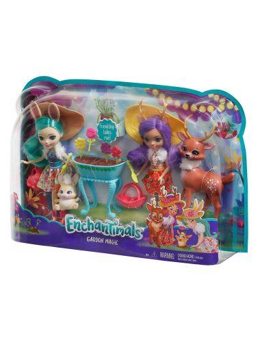 Enchantimals Zestaw Magiczny Ogród FDG01 Mattel
