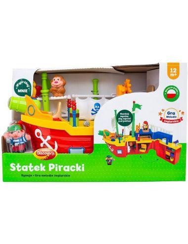 Dumel Statek Piracki 38075