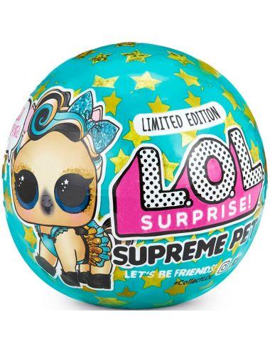 Lol Surprise Pets Supreme Zwierzątko Edycja Limitowana 421184