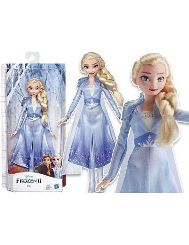 Kraina Lodu 2 Lalka Elsa Klasyczna E6709 Hasbro
