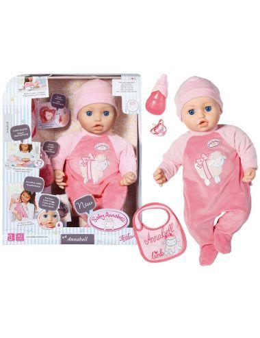 Baby Annabell Lalka Interaktywna Realistyczne Funkcje 794999