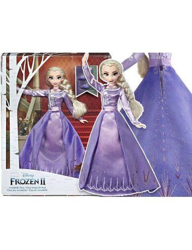 Kraina Lodu 2 Elsa w Sukni Balowej Deluxe E6844 Hasbro