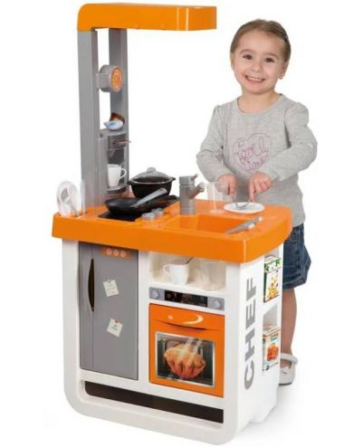 Kuchnia Szefa Bon Appetit Pomarańczowa Smoby