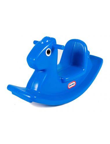 Little Tikes bujak konik koń niebieski