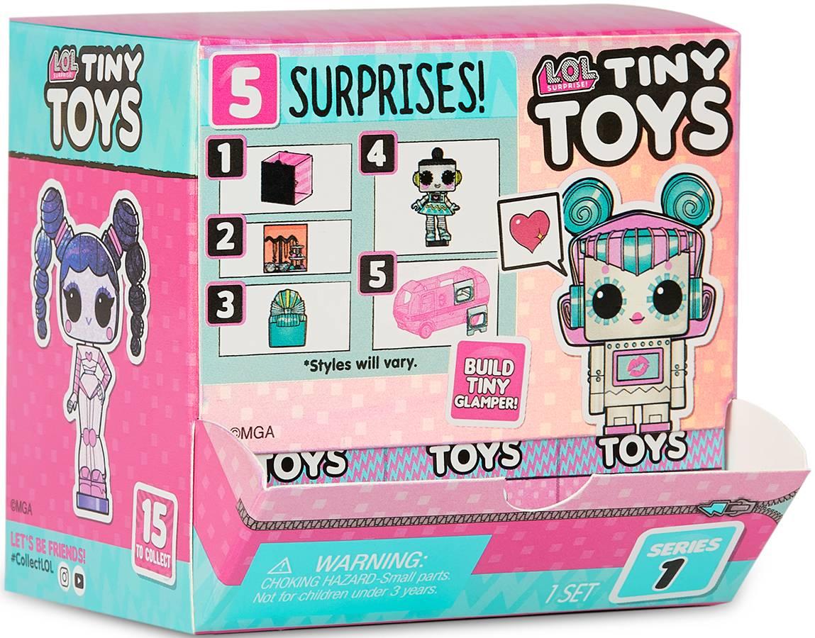 LOL Tiny Toys