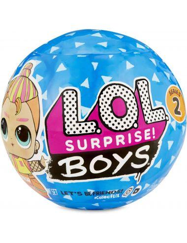 LOL BOYS Surprise! Chłopiec seria 2 564799 / 564812