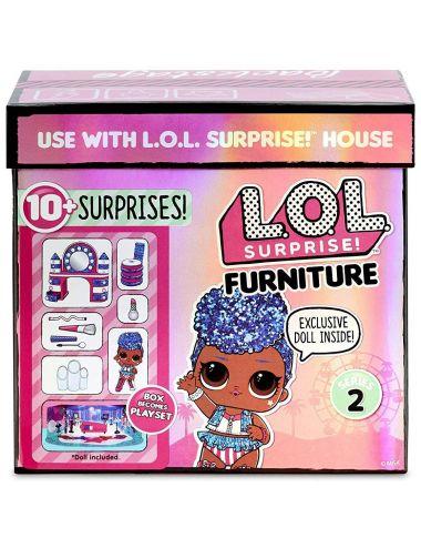 Mebelki LOL Surprise ! Meble Furniture L.O.L. 561736 MGA