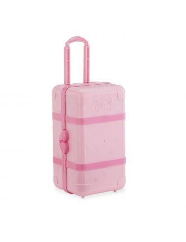 LOL stylowa walizka cherry