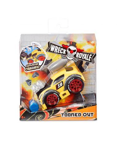 Wreck Royale Tooned Out eksplodujące autko