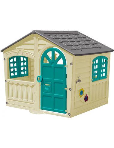 PalPlay Domek Ogrodowy House of Fun Lina M780L