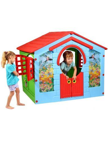 PalPlay Domek Ogrodowy Farm House M590