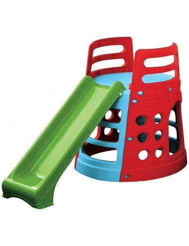 PalPlay Mały Plac Zabaw ze Zjeżdżalnią M377