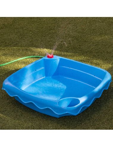 Palplay basen z tryskającą wodą m678