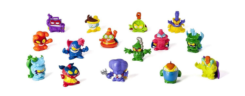 Super Zings seria 4 dwupak figurki