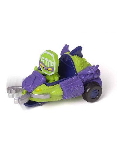 Super Zings Mega Jet seria 4 pojazd z figurką dual box
