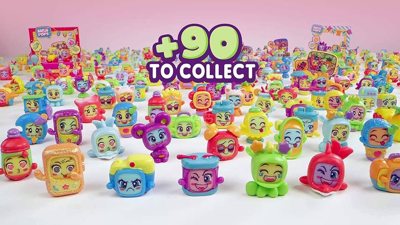 Moji Pops Party 2 figurki saszetka