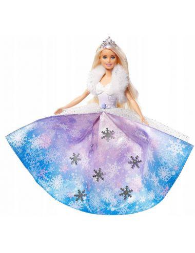 Barbie Dreamtopia Lodowa Księżniczka GKH26