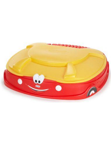 Little Tikes Piaskownica Cozy Coupe SandBox WIELKA z Pokrywą 638923M