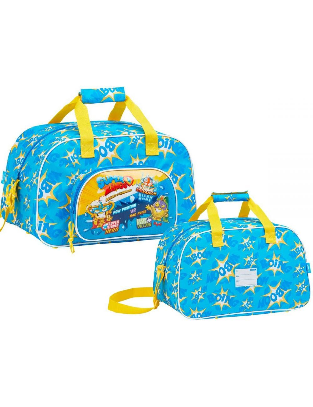 Super Zings torba sportowa dla dziecka 40cm