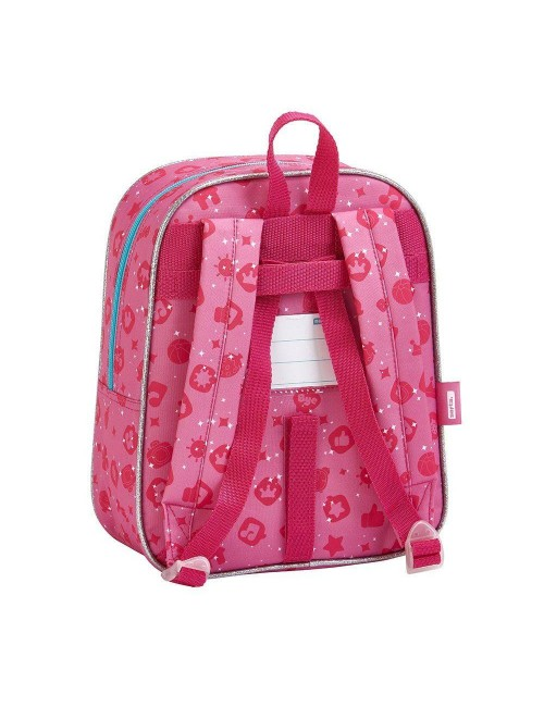 MojiPops plecak dziecięcy 27 cm tył