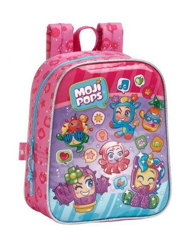 MojiPops plecak dziecięcy 27 cm przód