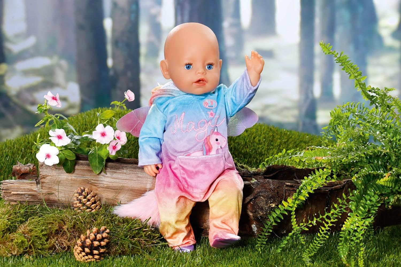 Baby Born ubranko jednorożec tęczowy