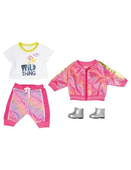 BABY BORN ubranko dres różowy 828335