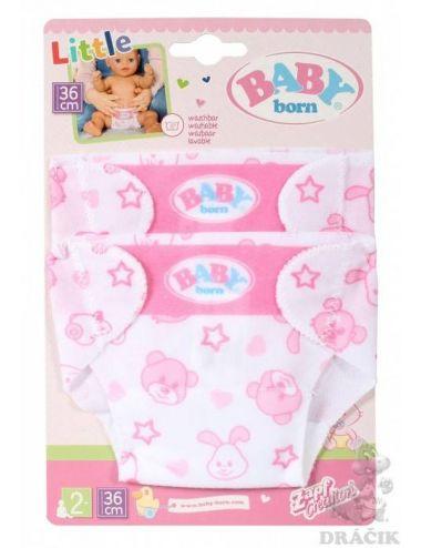 BABY Born pieluszki dla lalki 36 CM 828908