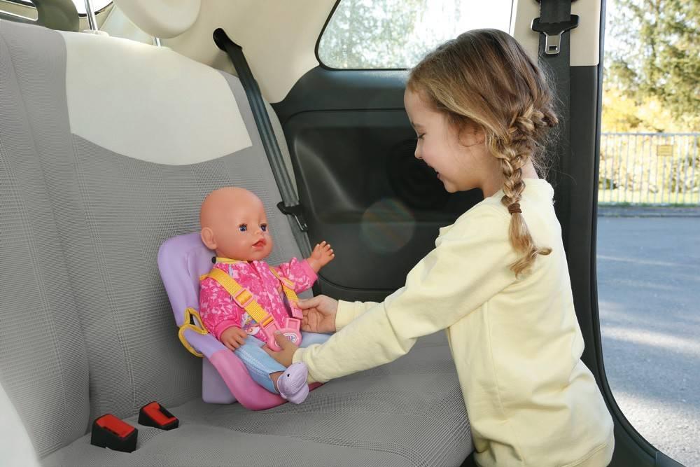 Baby Born fotelik samochodowy 828830