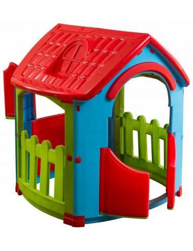 PalPlay Domek dla dzieci ogrodowy M667