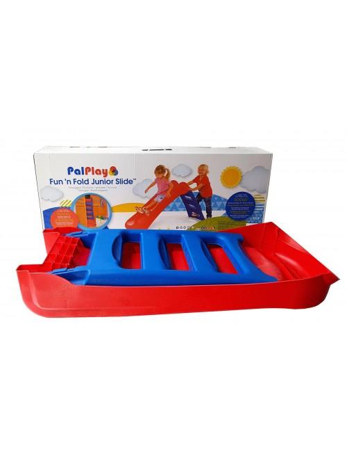 PalPlay Zjeżdżalnia Plastikowa M718 złożona z pudełkiem