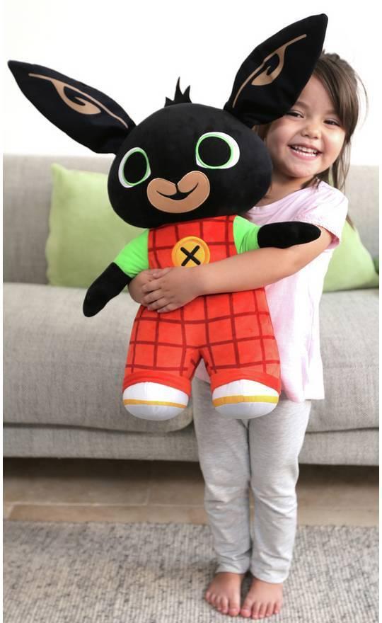 Dziecko trzyma królika Bing 50 cm