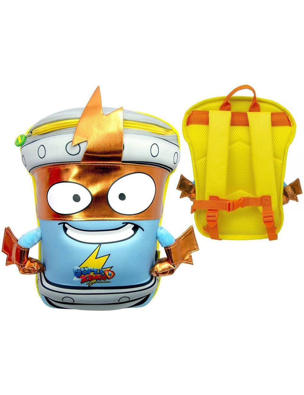 Super Zings plecak Kid Kazoom szkolny postać