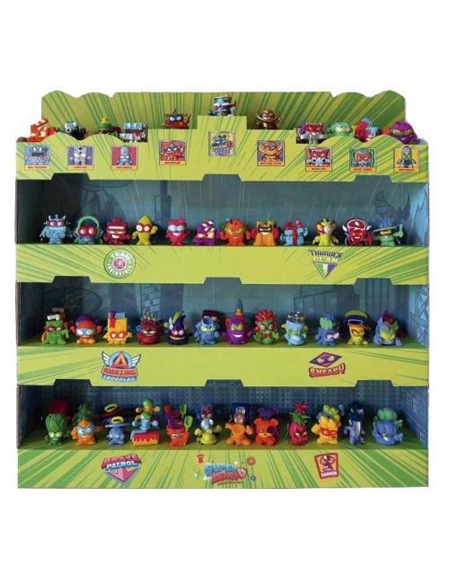 Super Zings ekspozytor kolekcjonerski na figurki