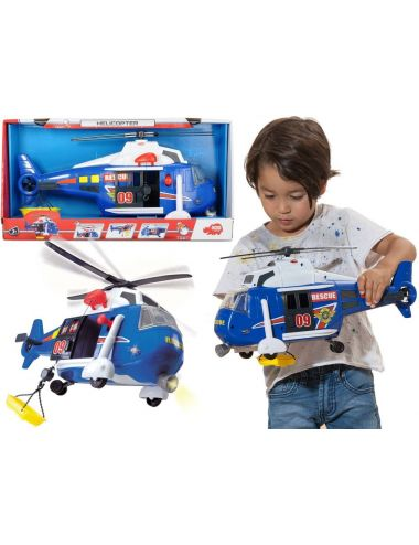 Helikopter Ratunkowy Dickie Toys
