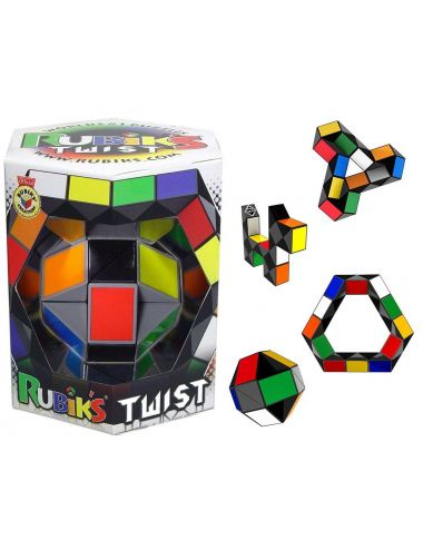 TM Toys KOSTKA RUBIKA Oryginalna Twist Color
