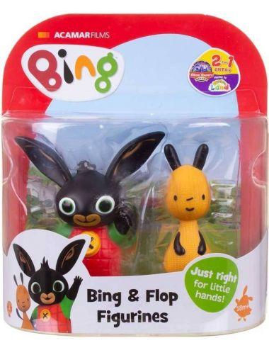 Figurki królik Bing i Flop zestaw