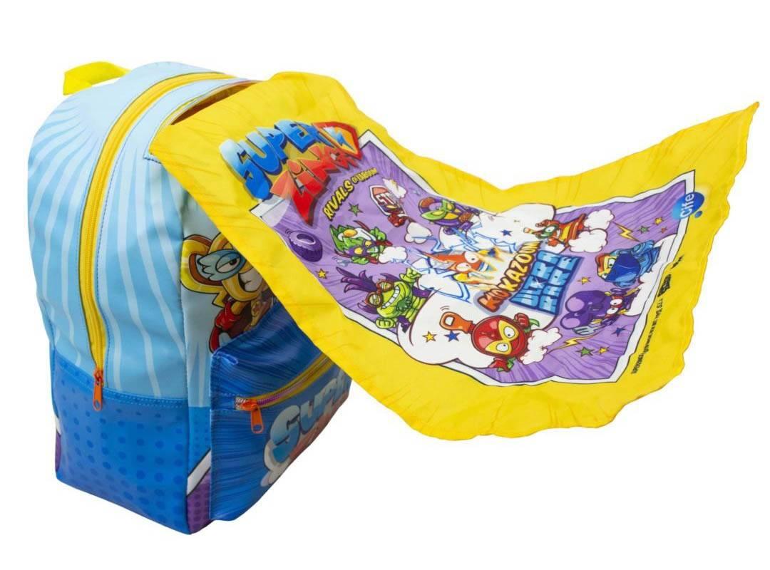 Super Zings plecak kid kazoom