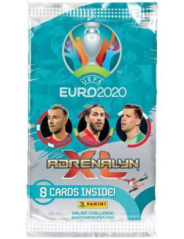 Panini Zestaw Startowy UEFA Euro 2020 Adrenalyn XL