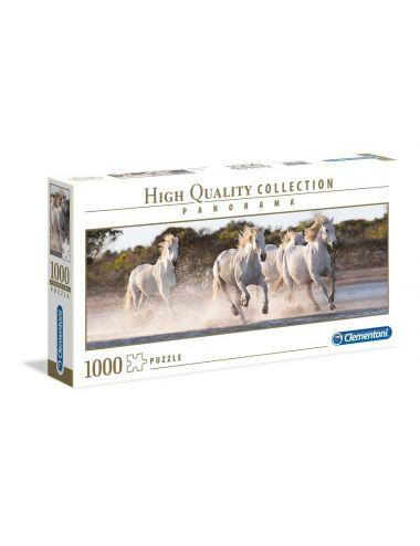Clementoni Puzzle 1000el Running Horses 39441