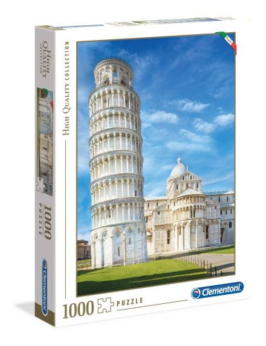 Clementoni Puzzle 1000el Pisa 39455