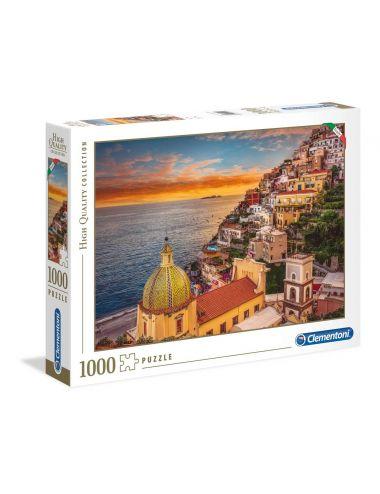 Clementoni Puzzle 1000el Positano 39451