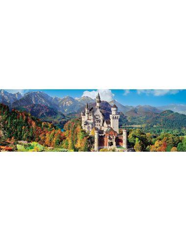Clementoni Puzzle 1000el Neuschwanstein 39438